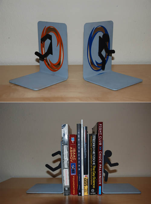 Portal bookends blog compra estranha - Portal bookend ...