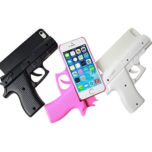 Capa de celular em formato de arma4